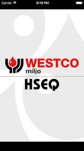 Westco Miljø HSEQ - náhled