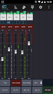 Mixing Station Qu Pro- screenshot thumbnail