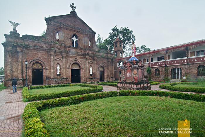 Sta. Filomena Church Alcala