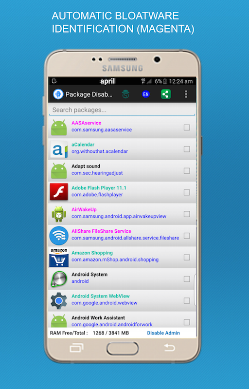 Package Disabler Pro (All Android) APK Cracked Free Download