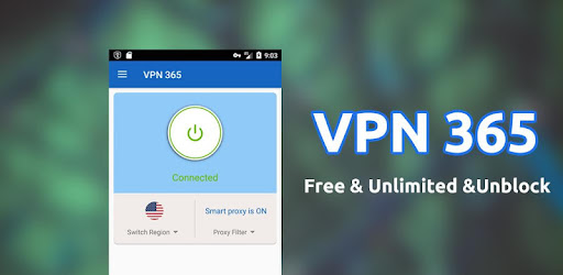 Vpn 365 - Free Unlimited Vpn Proxy & Wifi Vpn