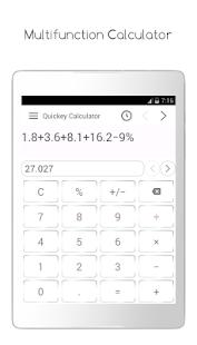 App Quickey Calculator - Free app APK for Windows Phone