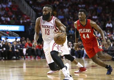 Giannis Antetokounmpo haalt opnieuw uit met de Bucks, ook James Harden laat opnieuw zijn klasse zien bij de Rockets