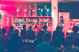 Photo: Noč knjige v Pokrajinski in študijski knjižnici Murska Sobota.  http://sobotainfo.com/novica/kultura/noc-knjige/56180