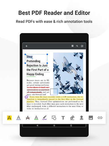 PDF Reader Pro-Annotate,Edit,Fill,Sign,Epub Reader google_1.4.7 Apk for Android 8