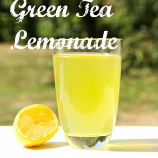 Green Tea Lemonade - Starbucks Inspired.