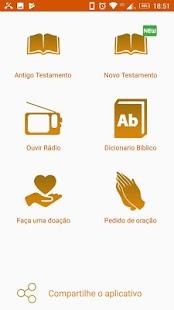 Mensagem de Deus - Radio e Bíblia Off-Line - náhled