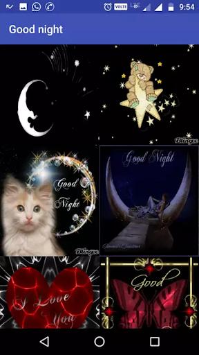Good night images 1.3 screenshots 4