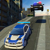 Jump Street Police Car Chase: Prison Escape Plan