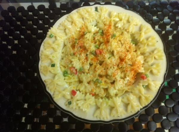 Southern Sweetness Pasta Salad Recipe