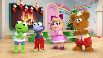 A Very Muppet Babies Christmas/ Summer's Super Fabulous Holiday Surprise
