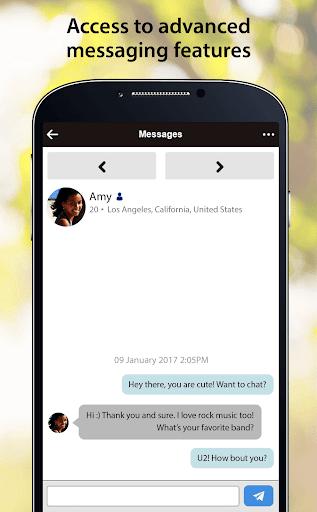 BlackCupid - Black Dating App 2.1.6.1557 screenshots 4