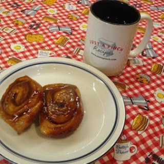 Overnight Sticky Buns