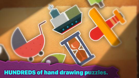Chigiri: Paper Puzzle 4