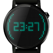 Pixels Watch Face