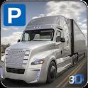 RIG Truck Parking Sim 2016 icon