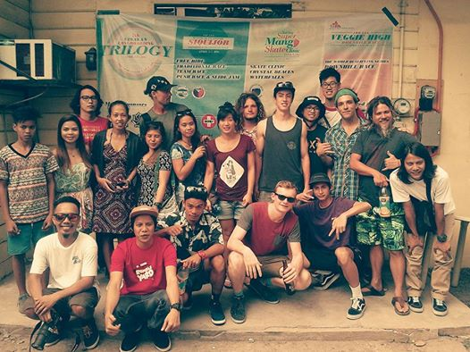 Visayan Longboarding Trilogy in Cebu and Siquijor, Philippines