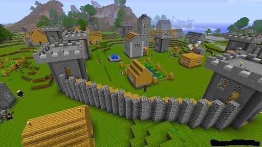Millenarie Minecraft Builds