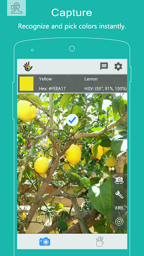 Color Grab (color detection) 3.6.1 screenshots 1