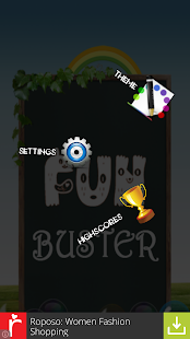 FunBuster Game screenshot
