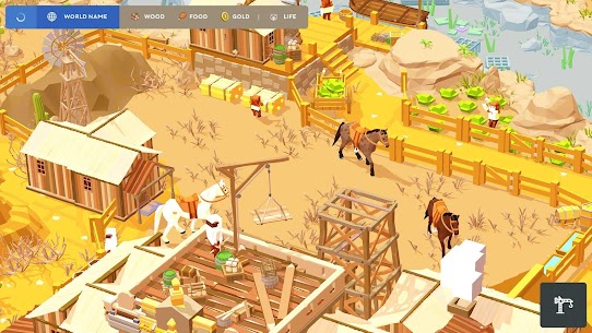 Pocket Build – Ultimate sandbox building Mod Apk Download For Android and Iphone 7
