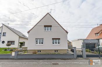 maison à Schirrhein (67)