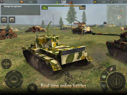 Grand Tanks: Best Tank Games 3.03.6 screenshots 6