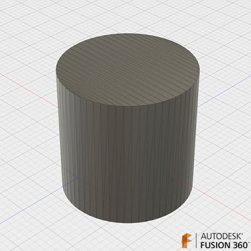 MakerFaireワークショップ用 PETボトルキャップカバー:支柱パーツ