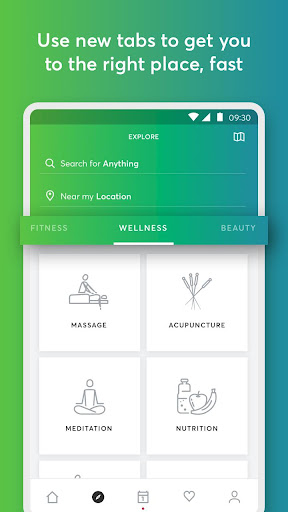 MINDBODY - Book Fitness, Wellness, Salon, and Spa screenshot