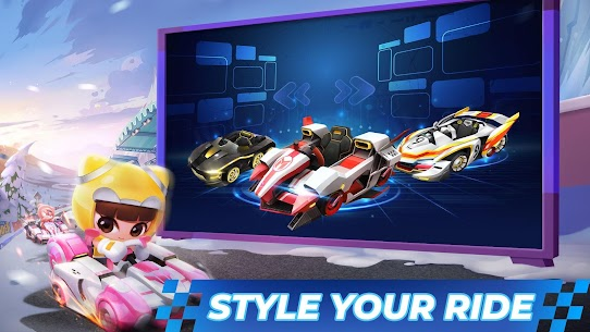 KartRider Rush+ Apk Download For Android and Iphone 4