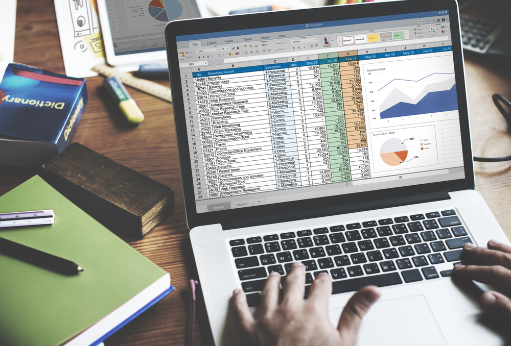 Proses jual-beli di platform marketplace digital juga membutuhkan pencatatan yang rapi