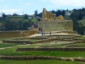 Photo: View of the main structure