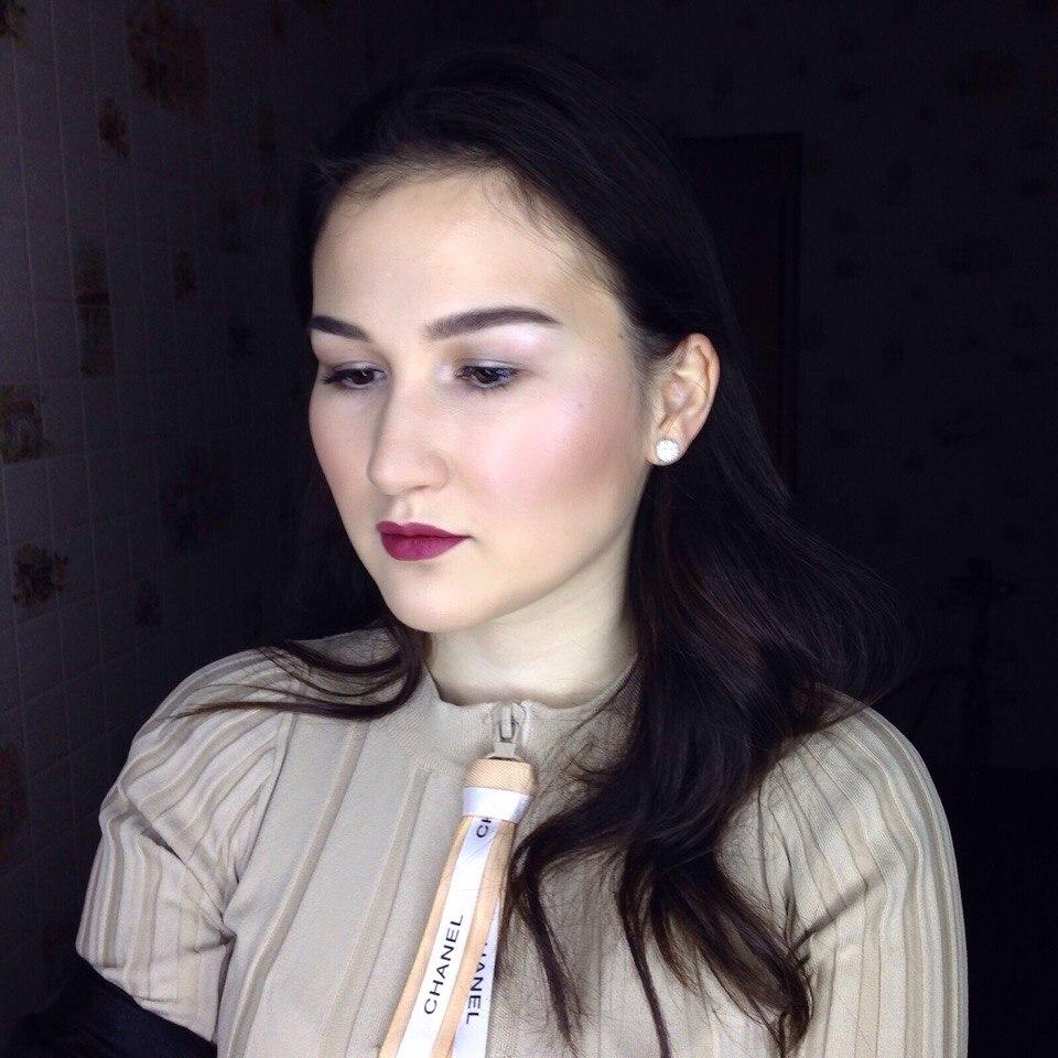 Кристина Губанова в Уфе