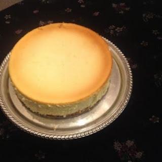 The Best New York Cheesecake.