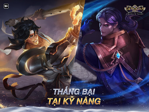 Garena Liu00ean Quu00e2n Mobile 1.26.1.2 screenshots 24