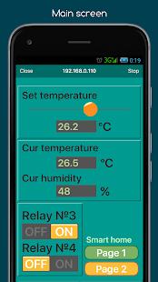App RemoteXY: Arduino control APK for Windows Phone