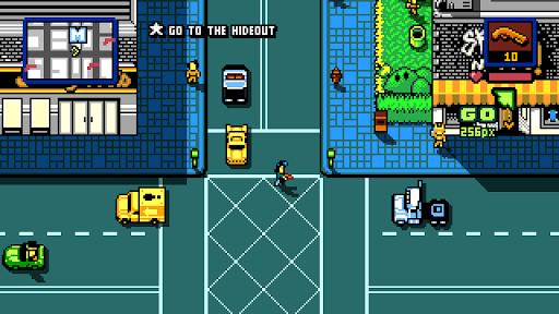 Retro City Rampage DX - screenshot