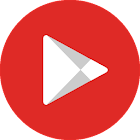 Video player for youtube icon