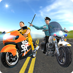 Prison Escape Cop Bike Chase for PC and MAC