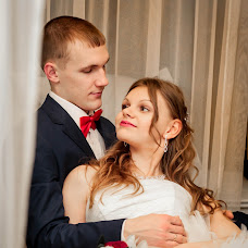 Wedding photographer Anna Kudina (AnniStrelkova). Photo of 02.02.2016