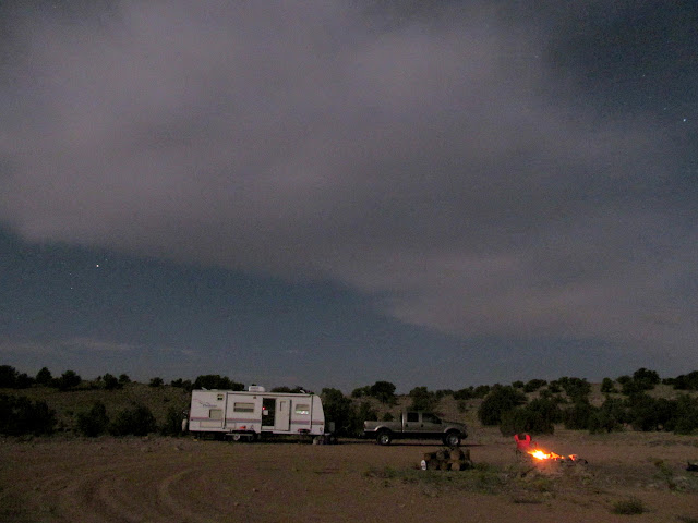 Camp on Thursday evening
