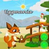 Eggmania - Eggs Catcher