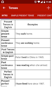 English Grammar Master Screenshot