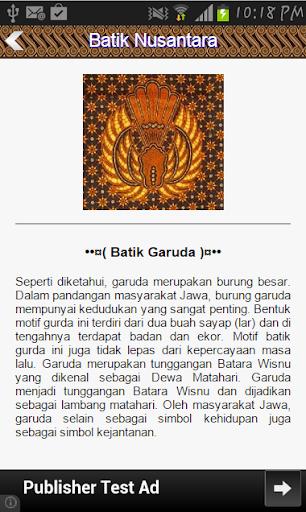 Motif Batik Nusantara By Cakmad Google Play United States