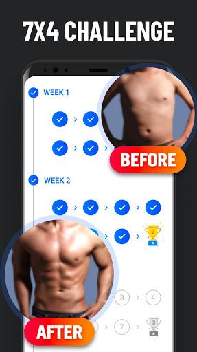 Home Workout - No Equipment 1.0.46 screenshots 5