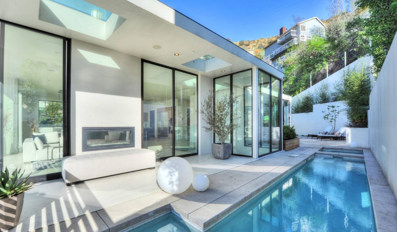 Propriété avec piscine Los Angeles