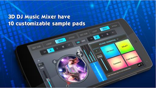 DJ Mixer 2019 - 3D DJ App screenshot 2