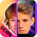 Vlogger Face Match Scan Prank icon