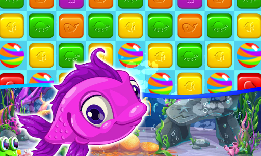 Mermaid Cube Blast 1.0.2 screenshots 1