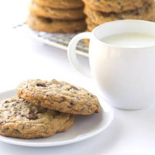 Secret Recipe Chocolate Chip Cookies.